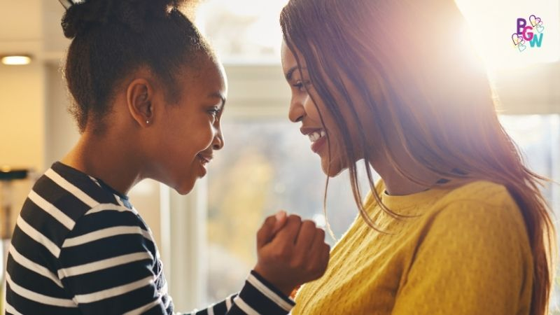 You Are Beautiful, Inside and Out - BGirlzWorld-Mother Daughter Relationships