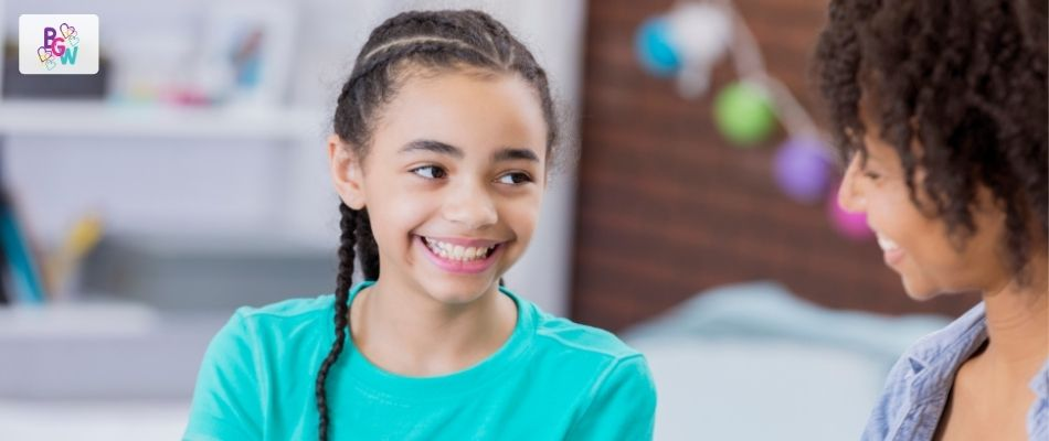 Be a Role Model to help your daughter have a positive body image - BGirlz World