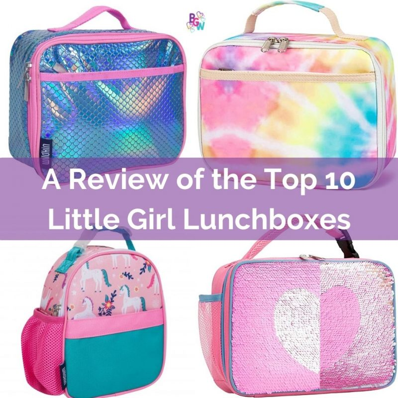 Review of the Top 10 Little Girl Lunchboxes